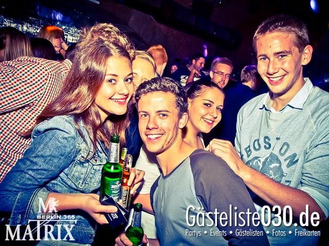 https://www.gaesteliste030.de/Partyfoto #31 Matrix Berlin vom 28.09.2012
