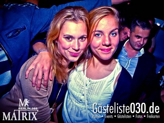 https://www.gaesteliste030.de/Partyfoto #126 Matrix Berlin vom 28.09.2012