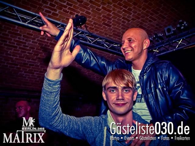 https://www.gaesteliste030.de/Partyfoto #82 Matrix Berlin vom 28.09.2012