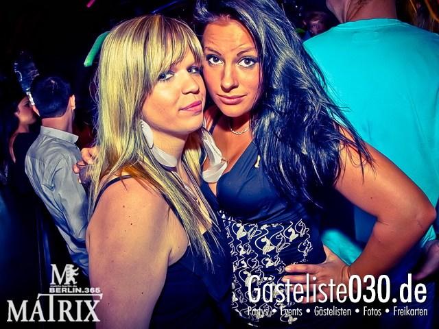 https://www.gaesteliste030.de/Partyfoto #67 Matrix Berlin vom 28.09.2012
