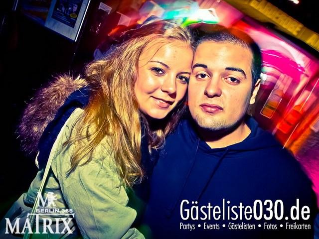 https://www.gaesteliste030.de/Partyfoto #100 Matrix Berlin vom 28.09.2012