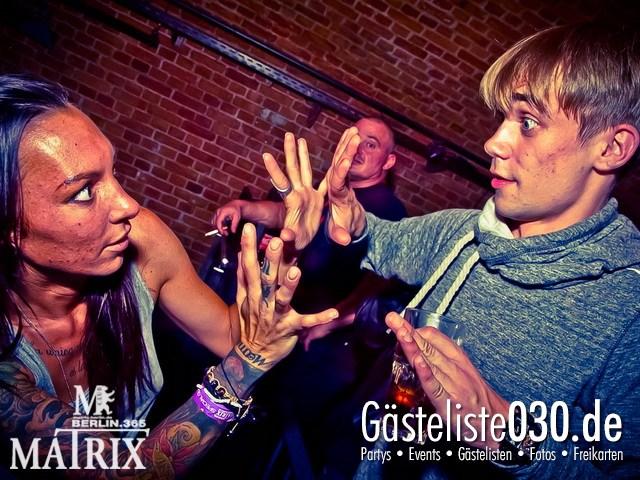 https://www.gaesteliste030.de/Partyfoto #86 Matrix Berlin vom 28.09.2012
