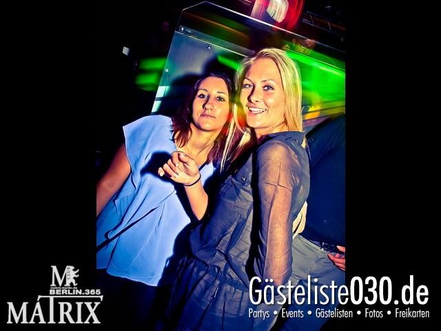 https://www.gaesteliste030.de/Partyfoto #112 Matrix Berlin vom 28.09.2012