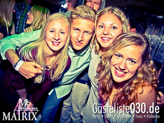 https://www.gaesteliste030.de/Partyfoto #70 Matrix Berlin vom 28.09.2012