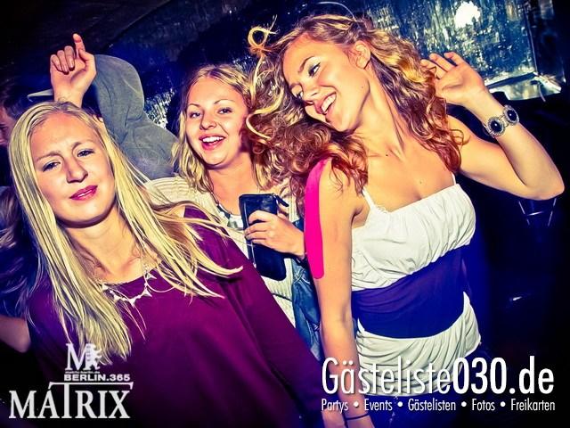 https://www.gaesteliste030.de/Partyfoto #4 Matrix Berlin vom 28.09.2012