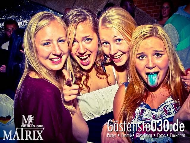 https://www.gaesteliste030.de/Partyfoto #89 Matrix Berlin vom 28.09.2012