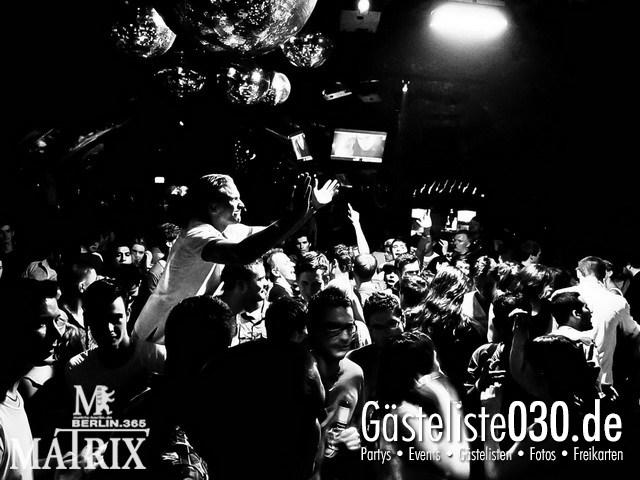 https://www.gaesteliste030.de/Partyfoto #110 Matrix Berlin vom 29.06.2012