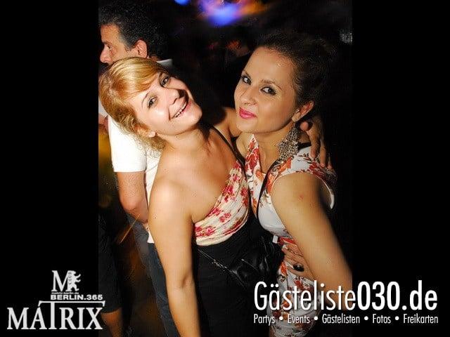 https://www.gaesteliste030.de/Partyfoto #62 Matrix Berlin vom 29.06.2012