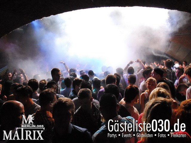 https://www.gaesteliste030.de/Partyfoto #20 Matrix Berlin vom 29.06.2012