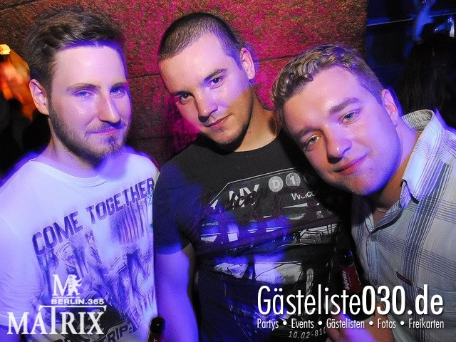 https://www.gaesteliste030.de/Partyfoto #44 Matrix Berlin vom 29.06.2012