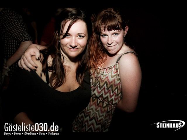 https://www.gaesteliste030.de/Partyfoto #41 Steinhaus Berlin vom 13.07.2012