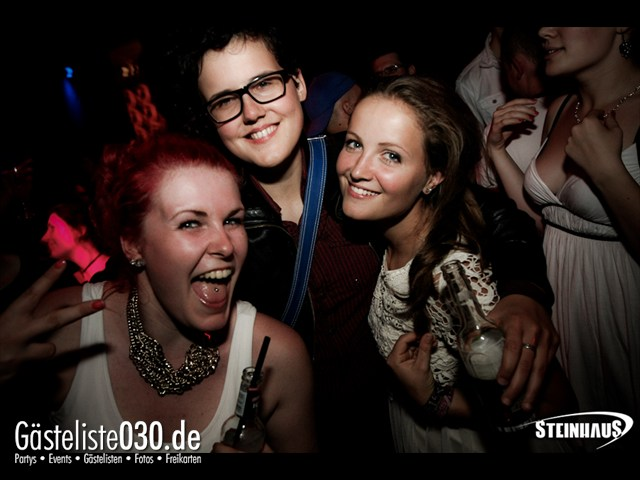 Partypics Steinhaus 13.07.2012 Friday Night Club
