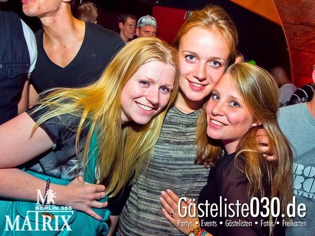 https://www.gaesteliste030.de/Partyfoto #11 Matrix Berlin vom 02.06.2012