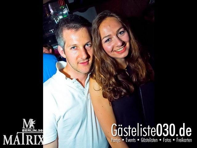 https://www.gaesteliste030.de/Partyfoto #62 Matrix Berlin vom 02.06.2012