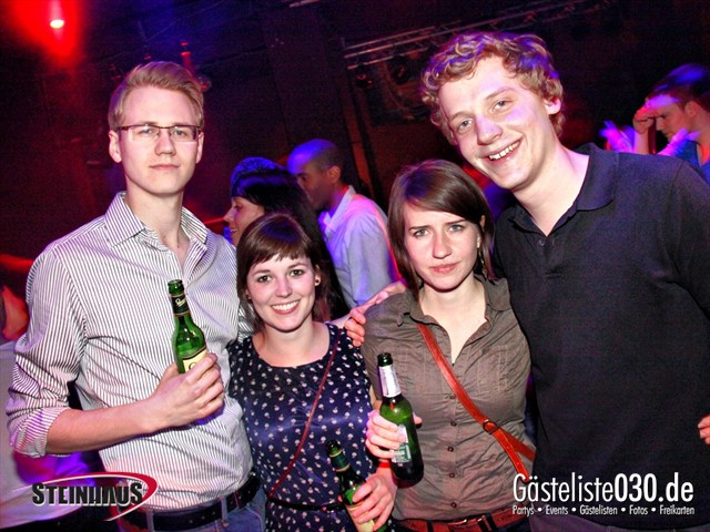 https://www.gaesteliste030.de/Partyfoto #58 Steinhaus Berlin vom 23.03.2012