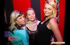 Partyfotos China Lounge 07.01.2012 Hangover