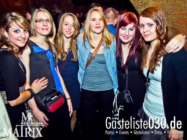 https://www.gaesteliste030.de/Partyfoto #26 Matrix Berlin vom 27.01.2012
