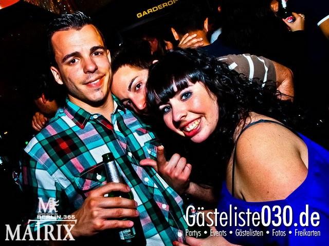 https://www.gaesteliste030.de/Partyfoto #36 Matrix Berlin vom 22.03.2012
