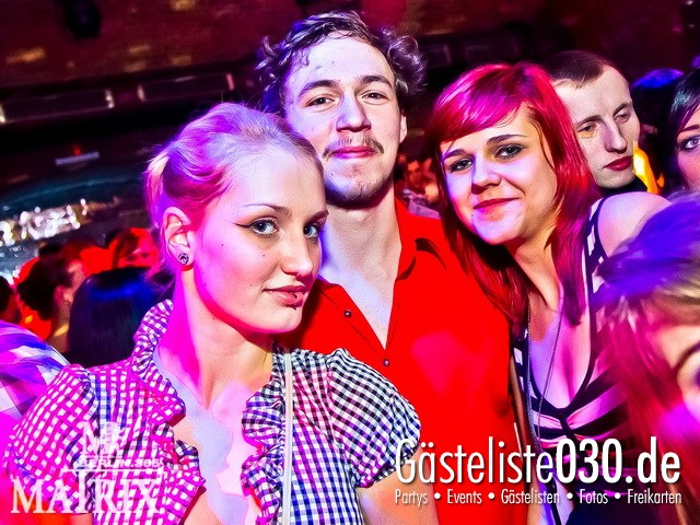 https://www.gaesteliste030.de/Partyfoto #80 Matrix Berlin vom 22.02.2012