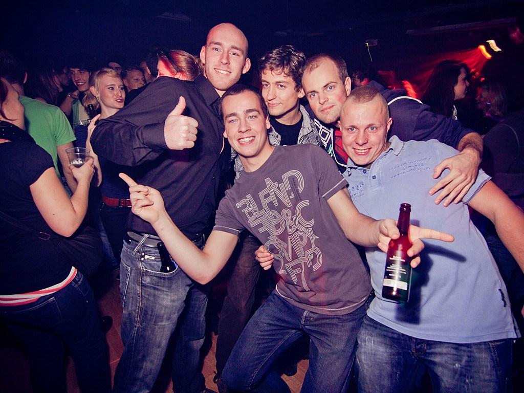 Partyfoto #50 Kili Club 16.12.2011 Die Studentenparty - Telepathie