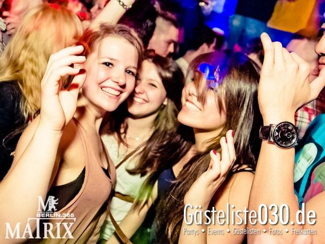 https://www.gaesteliste030.de/Partyfoto #118 Matrix Berlin vom 04.04.2012