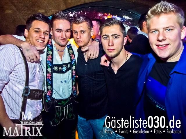https://www.gaesteliste030.de/Partyfoto #67 Matrix Berlin vom 20.01.2012