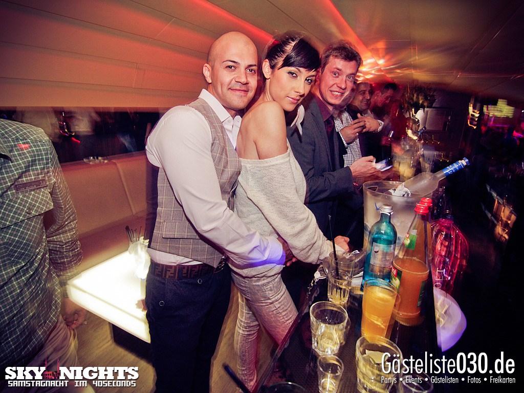 Partyfoto #48 40seconds 24.03.2012 SkyNights - Samstag-Nacht