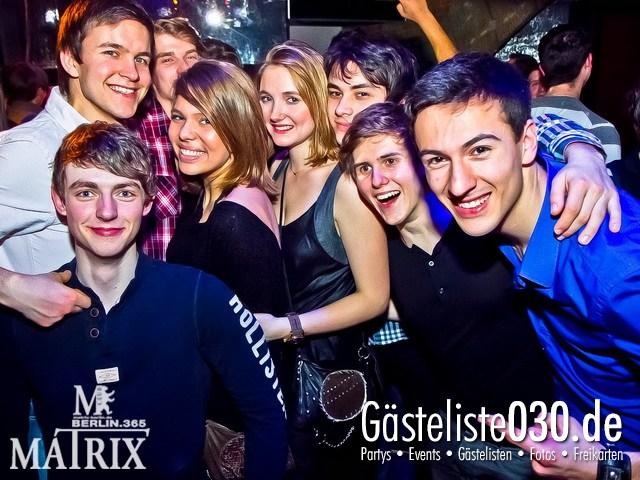 https://www.gaesteliste030.de/Partyfoto #54 Matrix Berlin vom 20.01.2012
