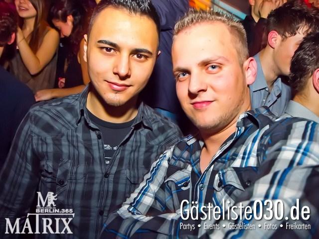 https://www.gaesteliste030.de/Partyfoto #91 Matrix Berlin vom 13.01.2012