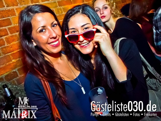 Partypics Matrix 23.02.2012 United Campus