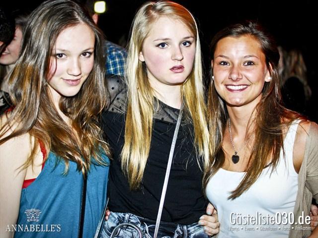 https://www.gaesteliste030.de/Partyfoto #11 Annabelle's Berlin vom 13.04.2012