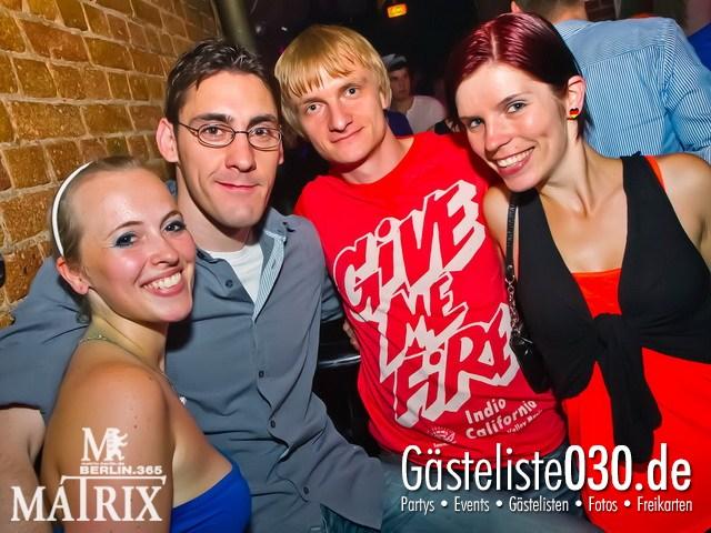 https://www.gaesteliste030.de/Partyfoto #94 Matrix Berlin vom 12.05.2012