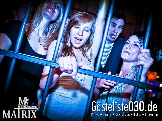 https://www.gaesteliste030.de/Partyfoto #60 Matrix Berlin vom 12.05.2012