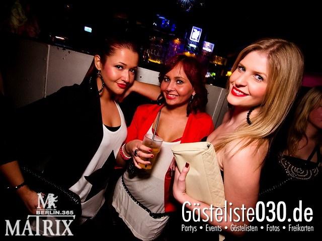 https://www.gaesteliste030.de/Partyfoto #82 Matrix Berlin vom 05.01.2012