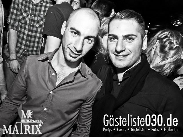 https://www.gaesteliste030.de/Partyfoto #46 Matrix Berlin vom 14.03.2012