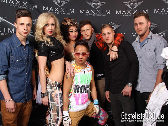 https://www.gaesteliste030.de/Partyfoto #57 Maxxim Berlin vom 30.03.2012