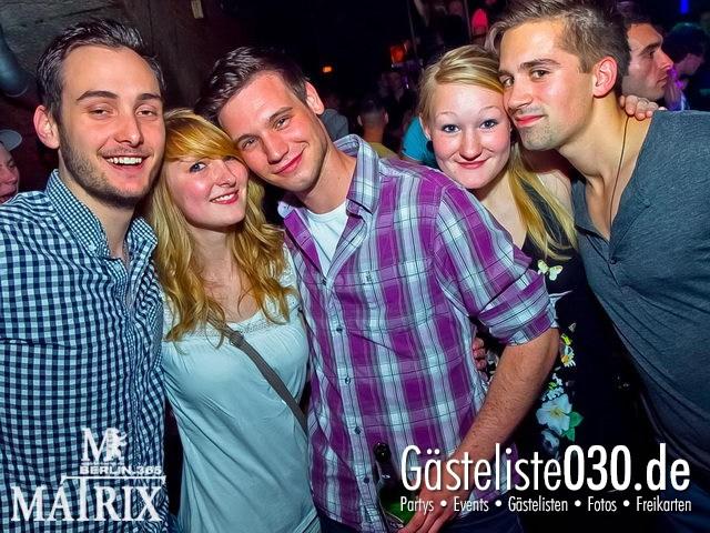 https://www.gaesteliste030.de/Partyfoto #103 Matrix Berlin vom 25.04.2012