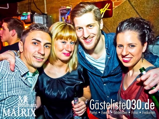 https://www.gaesteliste030.de/Partyfoto #20 Matrix Berlin vom 23.03.2012