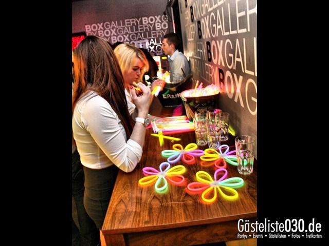 https://www.gaesteliste030.de/Partyfoto #6 Box Gallery Berlin vom 24.03.2012
