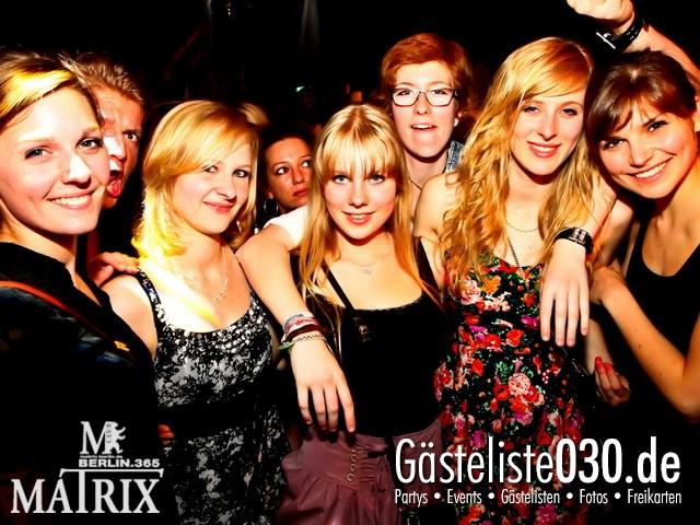 https://www.gaesteliste030.de/Partyfoto #22 Matrix Berlin vom 05.05.2012