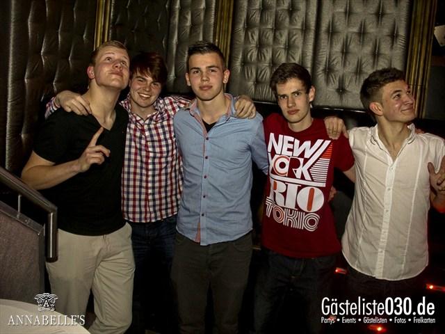 https://www.gaesteliste030.de/Partyfoto #17 Annabelle's Berlin vom 09.04.2012