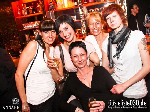 https://www.gaesteliste030.de/Partyfoto #10 Annabelle's Berlin vom 08.04.2012