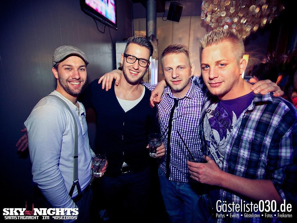 Partyfoto #50 40seconds 07.04.2012 SkyNights - Samstag-Nacht