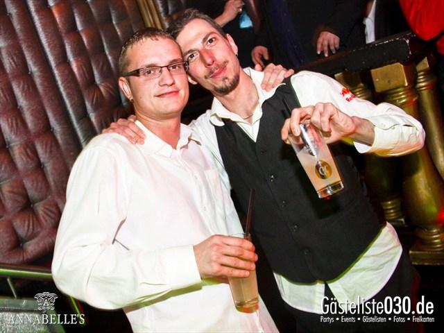 https://www.gaesteliste030.de/Partyfoto #71 Annabelle's Berlin vom 08.04.2012