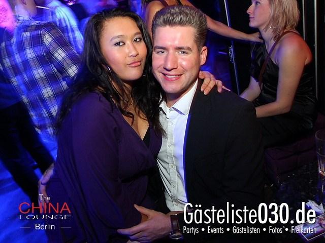 https://www.gaesteliste030.de/Partyfoto #60 China Lounge Berlin vom 13.01.2012