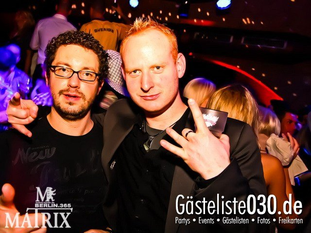 https://www.gaesteliste030.de/Partyfoto #43 Matrix Berlin vom 12.01.2012
