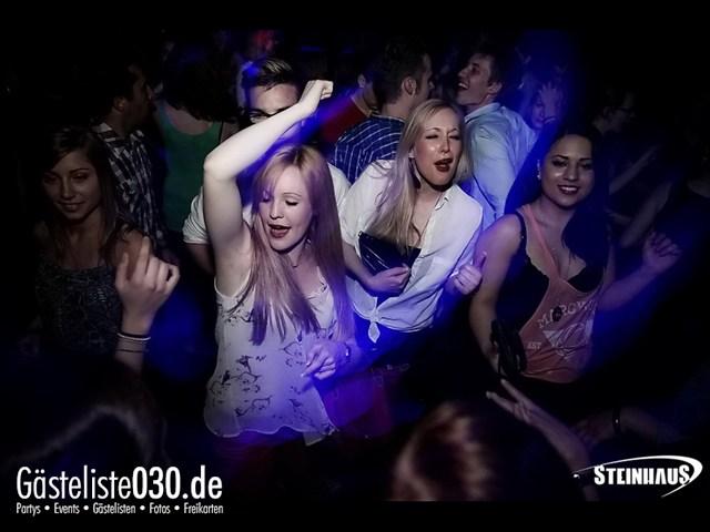 https://www.gaesteliste030.de/Partyfoto #24 Steinhaus Berlin vom 11.05.2012