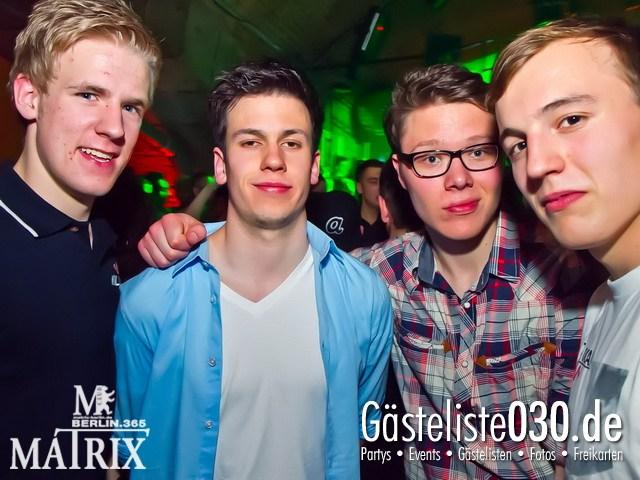 https://www.gaesteliste030.de/Partyfoto #78 Matrix Berlin vom 31.03.2012