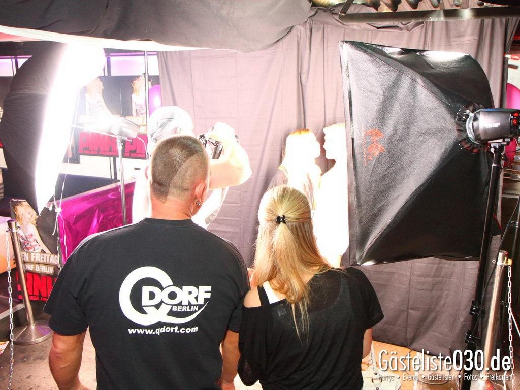 Partyfoto #50 Q-Dorf 09.03.2012 Pink!