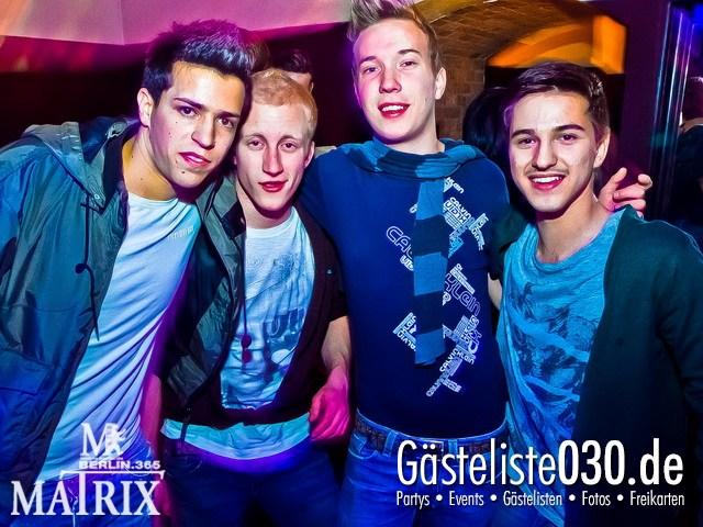 https://www.gaesteliste030.de/Partyfoto #23 Matrix Berlin vom 19.04.2012